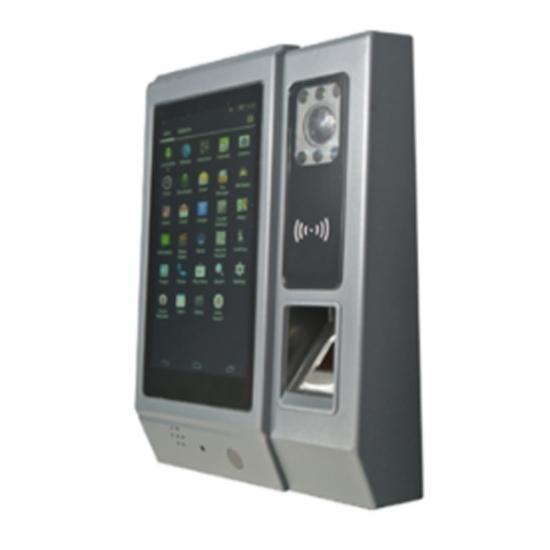 Biometric Android 3G Fingerprint Time Attendance Clocking Machine